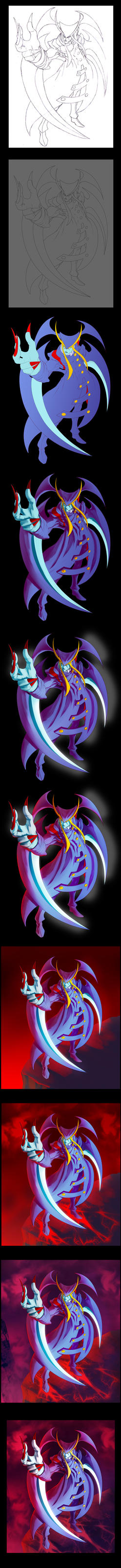 DarkStalkers: JEDAH Process by digitalninja