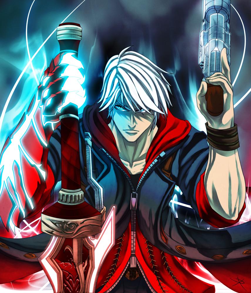 Devil May Cry: Nero by digitalninja