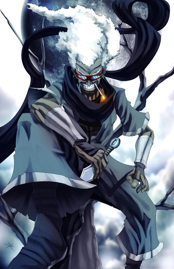 Ninja Ninja Afro Samurai by digitalninja