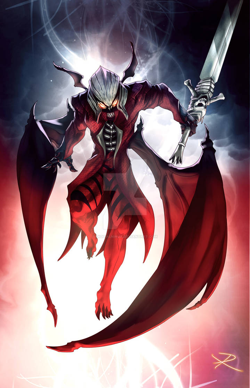 Devil May Cry: Dante Devil Trigger