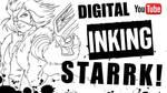 Video Tutorial: Digital Inking - Starrk by digitalninja
