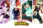 My Hero Academia - Poster 1