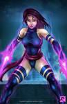 Psylocke - X-Men