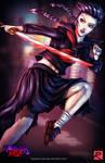 Saya - Blood: The Last Vampire by digitalninja