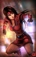 Blaze - Streets of Rage by digitalninja