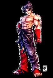 Jin Kazama - No Background