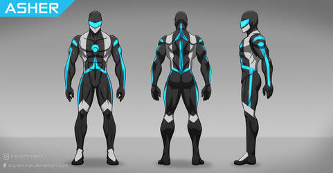 ASHER - Transformed Concept