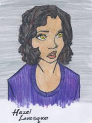 Daughter of Hades by kamanaolana