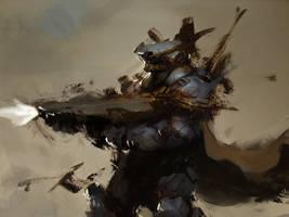 Rough Mech by Bri-in-the-Sky