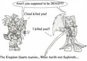 Aren't you dead?? by AnimeDex