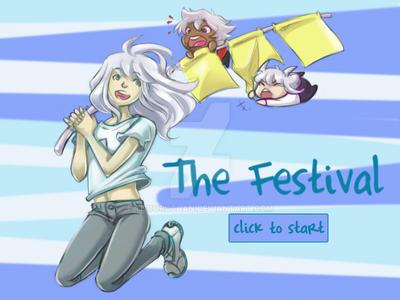 The Festival YGO Visual Novel