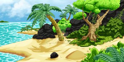 Beach Map by thooruchan