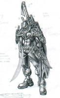 SWORDS SWORDS SWORRRRRDDDSS by Cykique