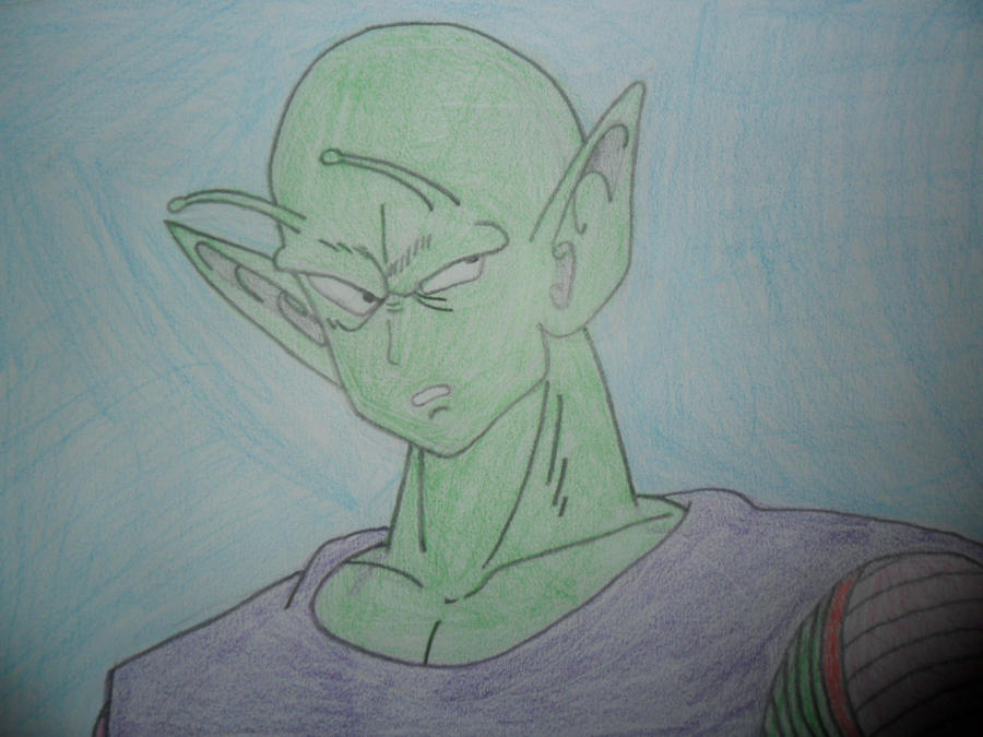 Piccolo by Freddy1016