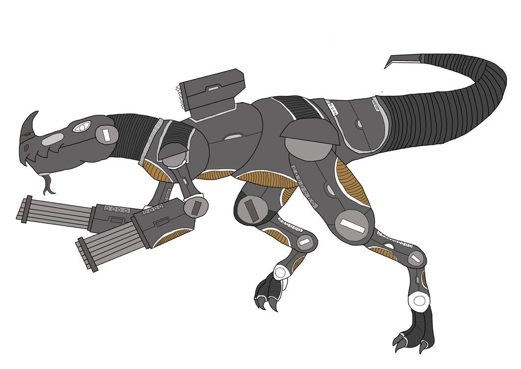 Cybersauro by Vieira1992