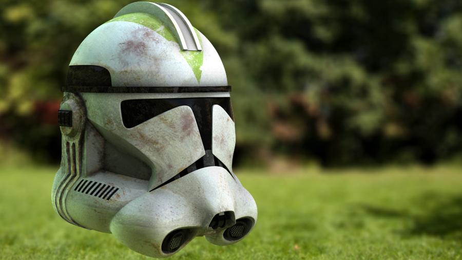 clone trooper phase ii helmet by meroigo on deviantart