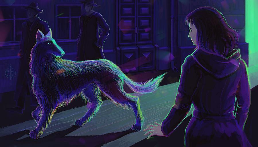 The Mystix Walk The Dog