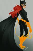 Batgirl by DandyBee
