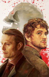 Hannibal by DandyBee