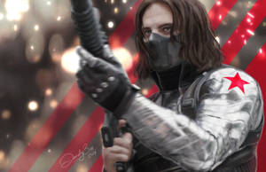 The Winter Soldier by DandyBee