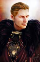 Commander Cullen by DandyBee