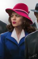 Agent Carter by DandyBee