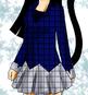 Neko Neko School Girl by miniga