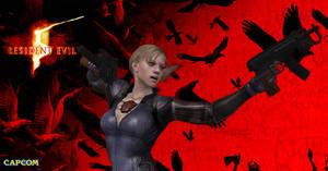Jill Valentine RE5 Xna