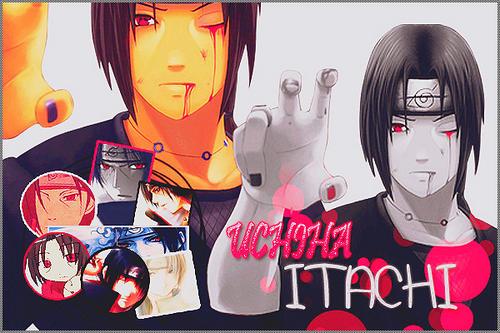 Itachi Uchiha! by RenataSamaxHime