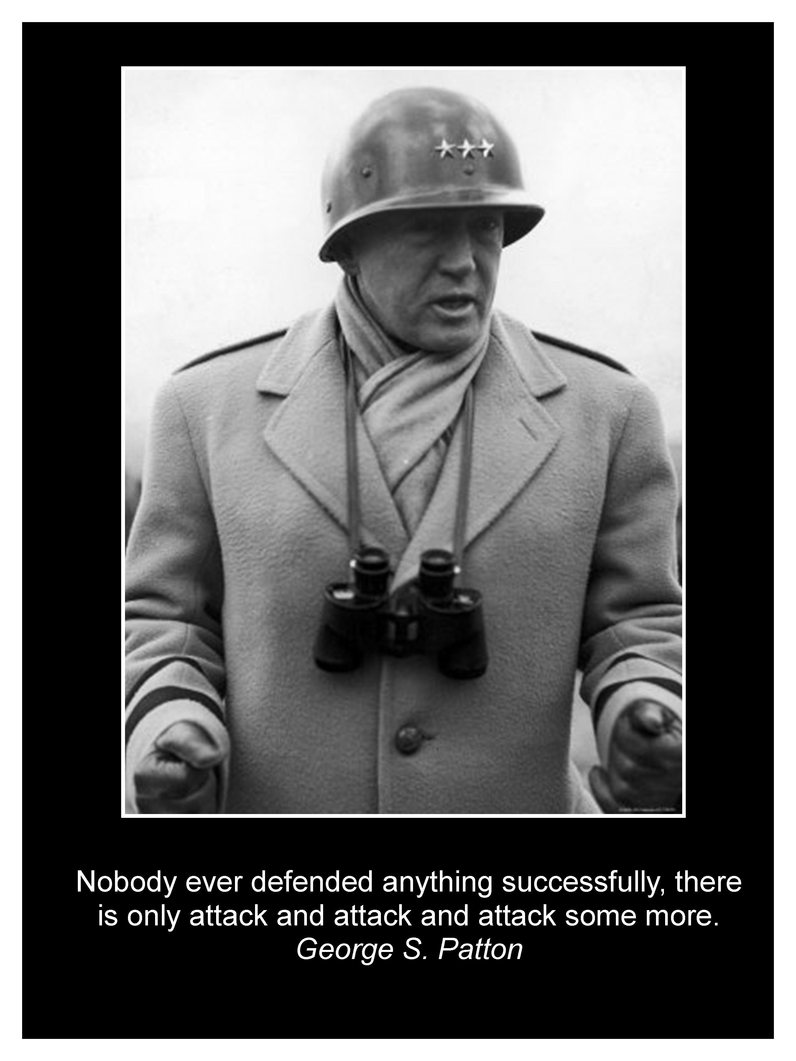 George Patton Memes