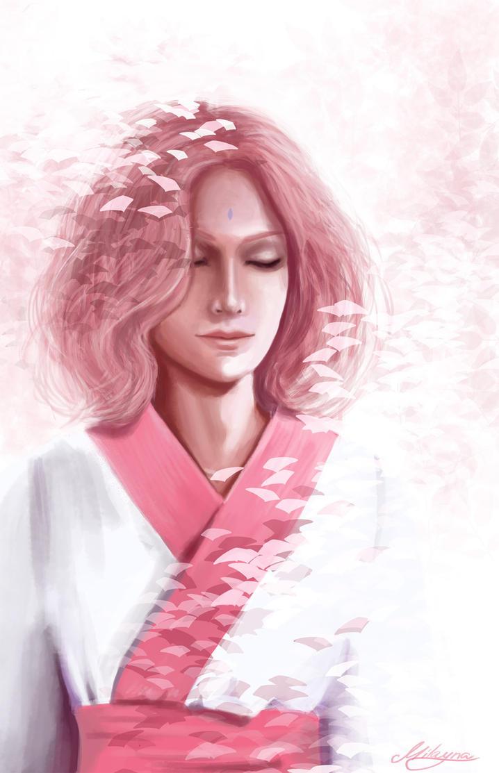 Sakura by Milayna