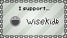 Support Wisekidk by Jibodeah