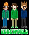 Eddsworld Pixel Tribute by Jibodeah