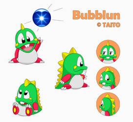 Bubblun (Puzzle Bobble)