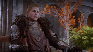 Dragon Age  Inquisition Cullen screenshot