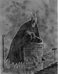 Batman Quickee by Templesmith