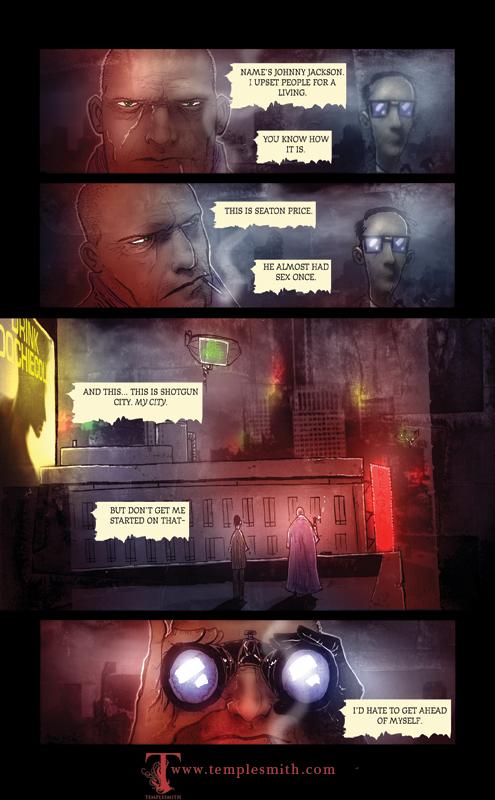 CHOKER prelude page2