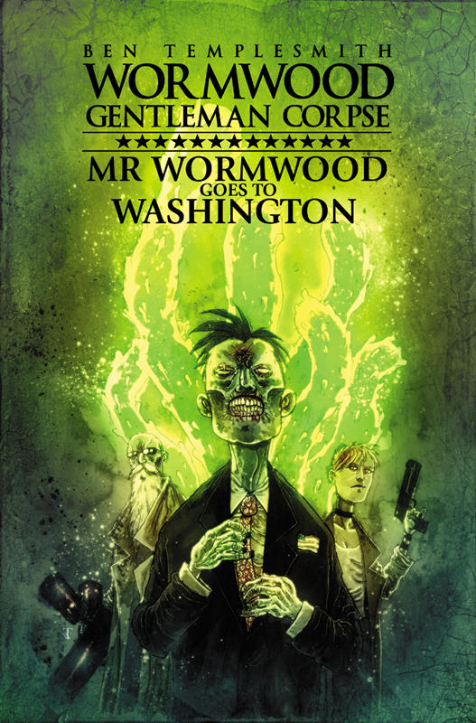 Mr Wormwood Goes to Washington