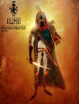 Fremen Warrior.