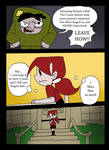 Mina and the count Comic - 3 Page