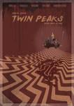 TWIN PEAKS - DAVID LYNCH - poster