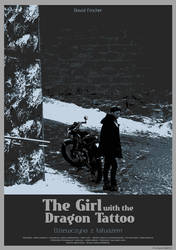 The GIRL with the DRAGON TATTOO - movie poster