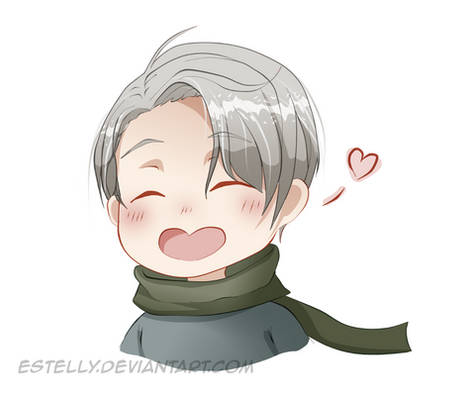 Yuri on Ice: Chibi Vitya