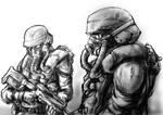 Helghan Soldiers