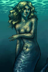 The Little Mermaid by ComradeBitter