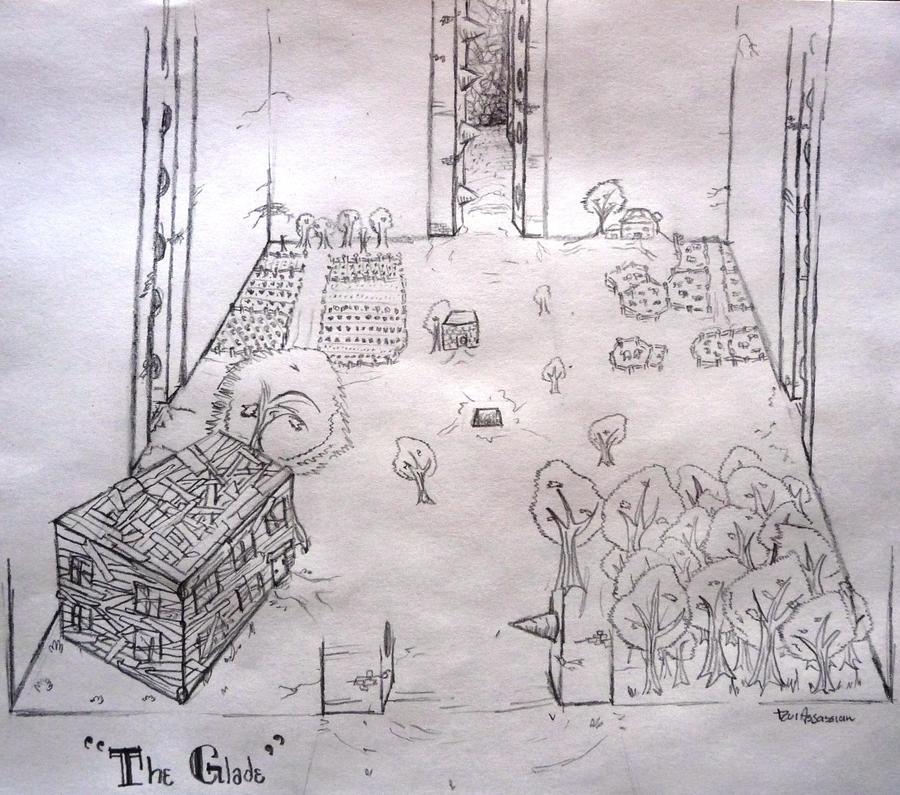 The Glade - sketch by TzuiAssassian on DeviantArt