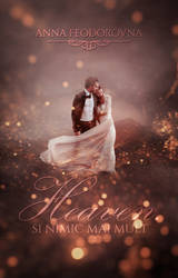 Heaven. Si nimic - book cover by Zontah