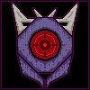 Decepticon Insignia Shockwave