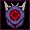 Decepticon Insignia Shockwave by mrMagnarock