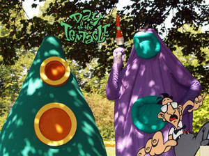 Green Tentacle